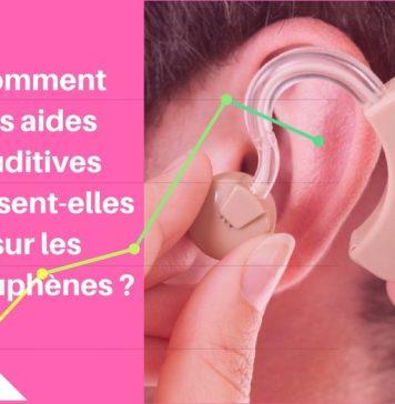 Quand les prothèses auditives soulagent les patients acouphéniques.