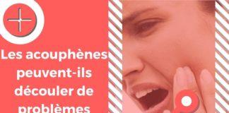 Cette image correspond au sujet sur les problèmes dentaires en lien avec les acouphènes.