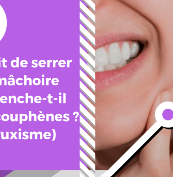 Le bruxisme désigne le fait de serrer ou de grincer les dents de manière anormale. Ce dysfonctionnement peut être lié aux acouphènes.